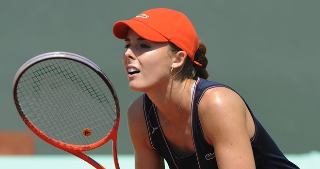 Alize Cornet: Warmed up for home Grand Slam with Strasbourg title
