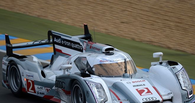 Allan McNish is confident of challenging for a third Le Mans title