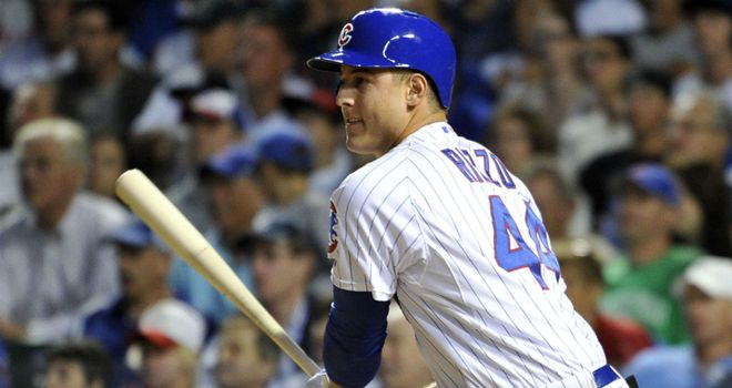 Anthony Rizzo: Had a debut to remember for the Chicago Cubs