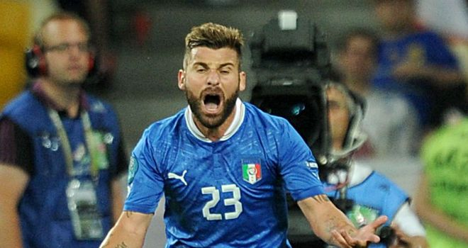 Antonio Nocerino: Has won 15 caps for Italy and went to Euro 2012