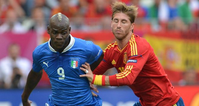 Balotelli: 7/1 to net the 1st goal