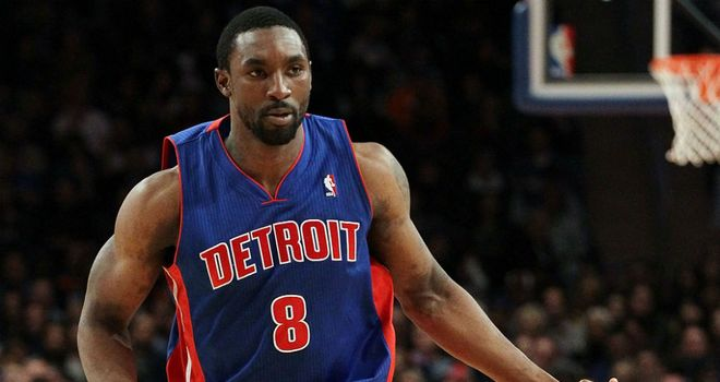 Ben Gordon: Traded from Detroit to the Charlotte Bobcats.