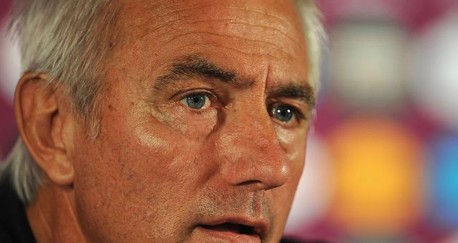 Bert van Marwijk: On verge of new role