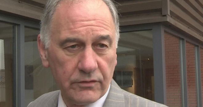 Charles Green: Rangers newco chairman denies any meeting with Kennedy