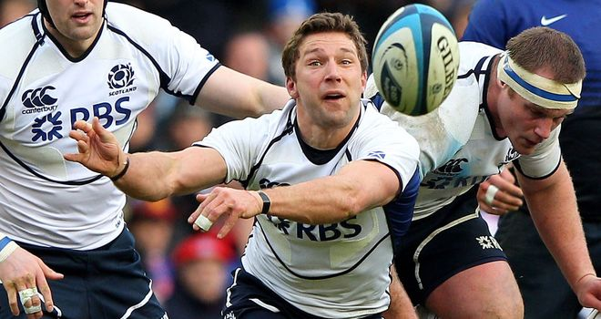 Chris Cusiter: does not need surgery after being hurt in his side's win over Ospreys