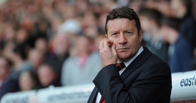 Danny Wilson: Doesn't want to sell Blackman