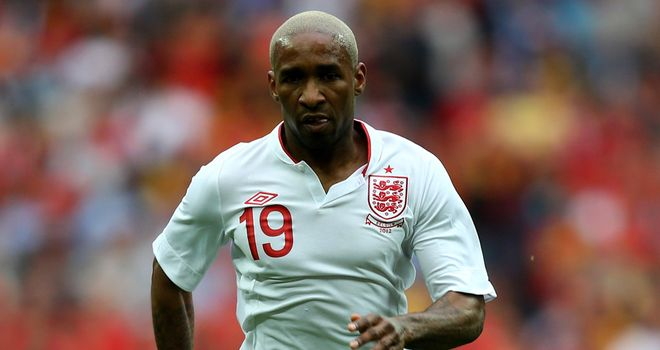 Jermain Defoe: England striker has flown back to Poland and immediately headed to training