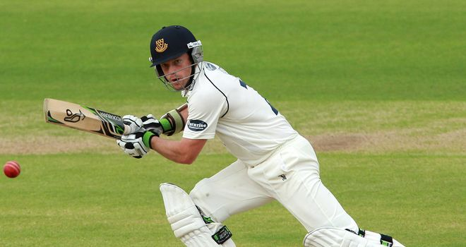 Ed Joyce: New captain at Hove
