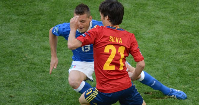 David Silva: Shackled by Italy in the opening game but still set up Spain's goal.