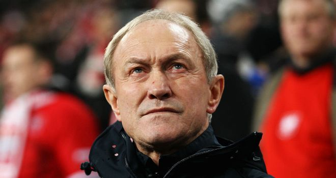 Franciszek Smuda: Poland coach was left to reflect on errors against Greece and now wants two wins