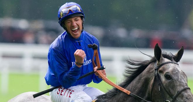 Dettori: Set for Snow Fairy ride