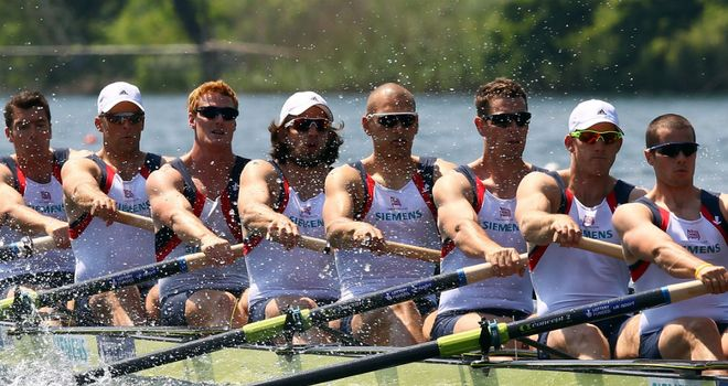 Men's eight: Uncertain of final member for London 2012