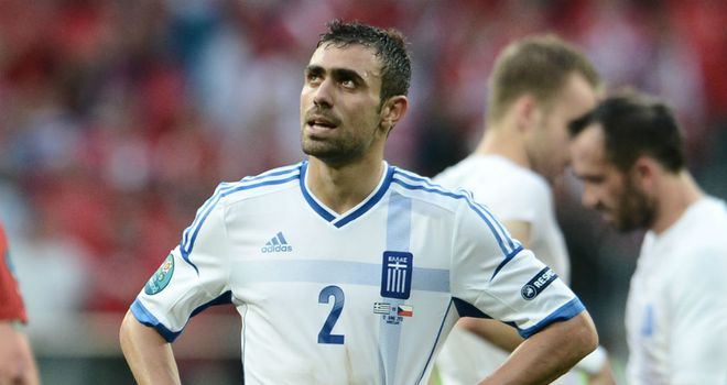 Giannis Maniatis: Believes Greece are capable of springing a surprise against Germany