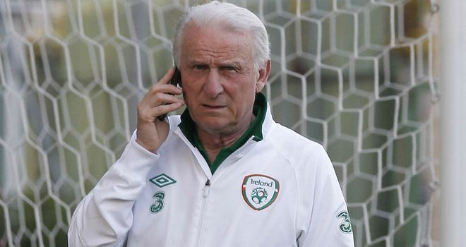 Giovanni Trapattoni: Will not be underestimating Italy at Euro 2012