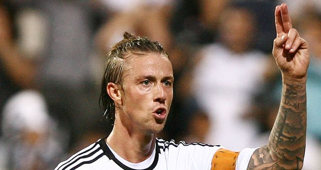 Guti: A transfer target for West Ham, according to the midfielder's agent