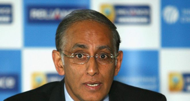 Haroon Lorgat: New Cricket South Africa chief executive