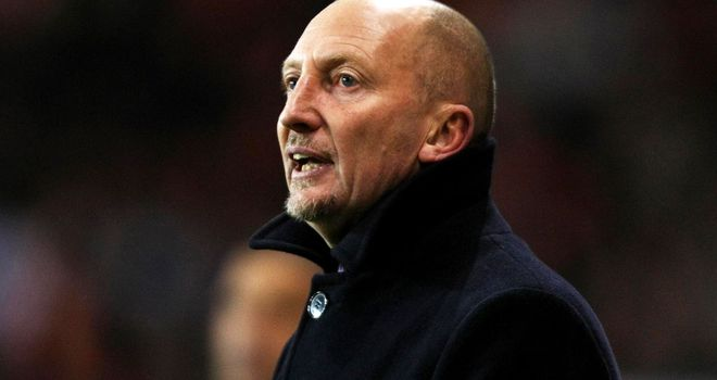 Ian Holloway: Offering James Caton a deal at Bloomfield Road after impressing on trial