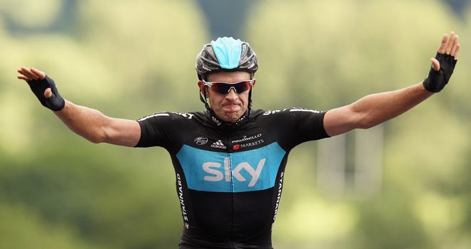 Ian Stannard: Won the 2012 men's road race in North Yorkshire