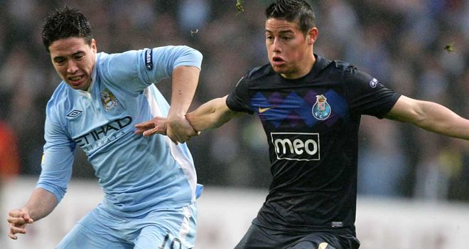 James Rodriguez: Reiterates Porto happiness