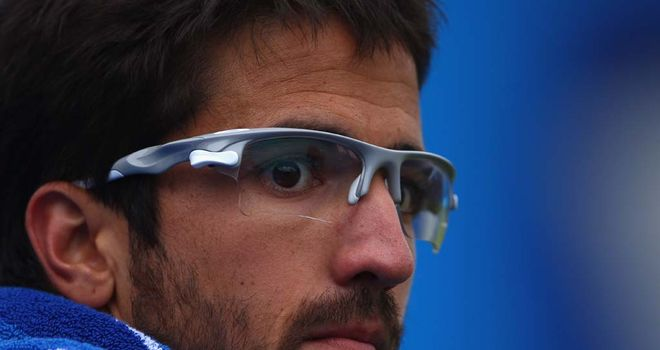 Janko Tipsarevic: Reaches his second successive quarter-final at US Open