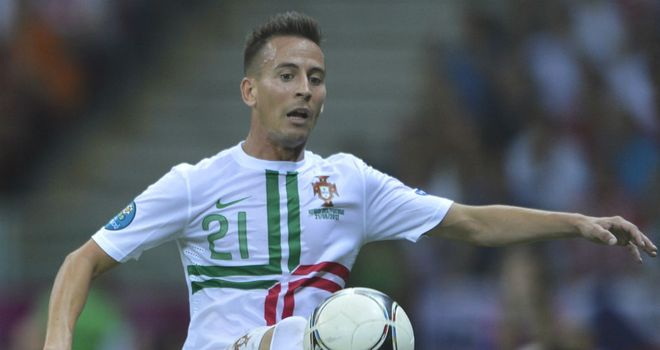 Joao Pereira: Believes Portugal are capable of toppling Spain