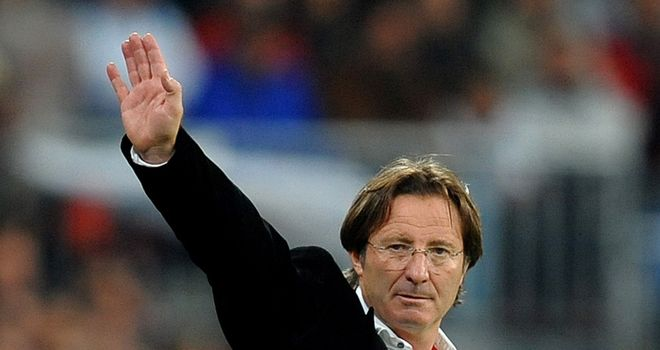 Juan Antonio Anquela: Sacked by Granada