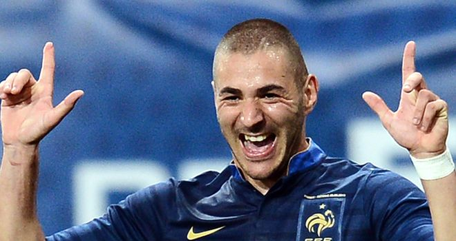Karim Benzema: Has caught the eye of City this summer
