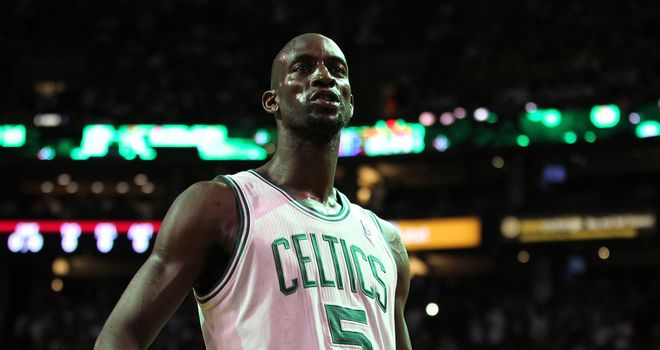 Kevin Garnett: Scored 24 points and had 10 rebounds