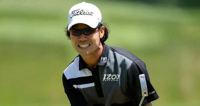 Kevin Na: In contention in Malaysia