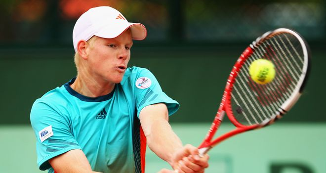 Kyle Edmund: To face German fourth seed Alexander Zverev next