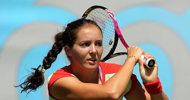Laura Robson: Biggest win of career in Palermo