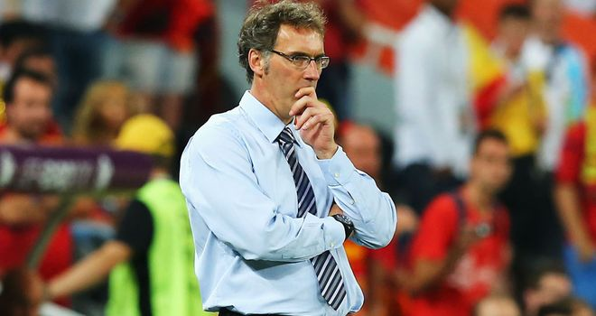 Laurent Blanc: Has spent two years in charge of the French national side