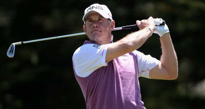 Lee Westwood: Worksop golfer well suited to Lytham, according to Ernie Els