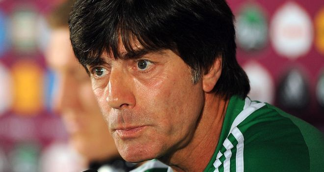 Joachim Low: Looking for his side to bring their strengths to the game