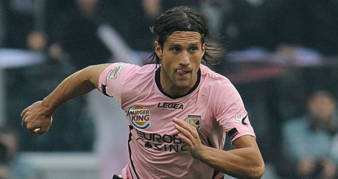 Matias Silvestre: Palermo defender is expected to join Inter Milan over the summer