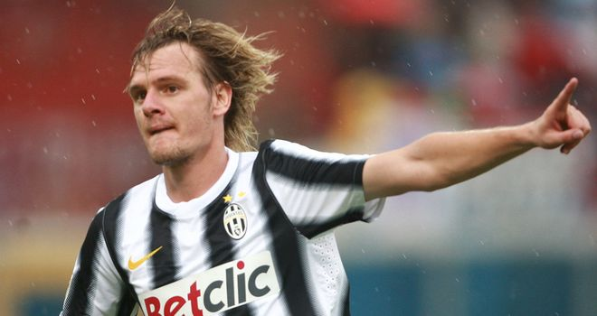 Milos Krasic: Serbia winger has left Juventus for Fenerbahce