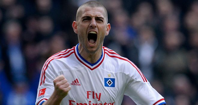 Mladen Petric: Has signed a one-year deal at Fulham after joining on free transfer