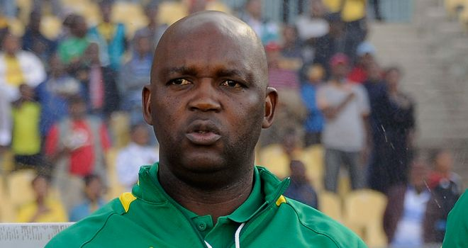 Pitso Mosimane: Fired by SAFA after poor World Cup qualifying result