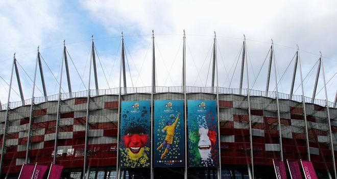 Warsaw: Martin's destination for the second semi