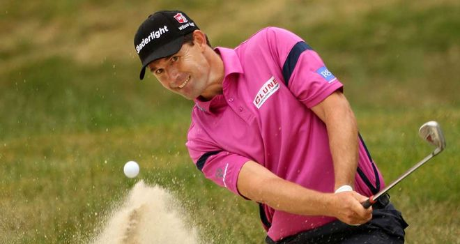 Padraig Harrington: Finished tied fourth after strong Sunday
