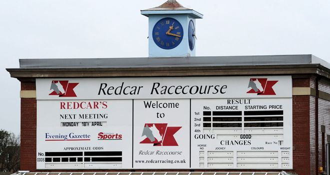 Redcar: Scene of a 100/1 winner