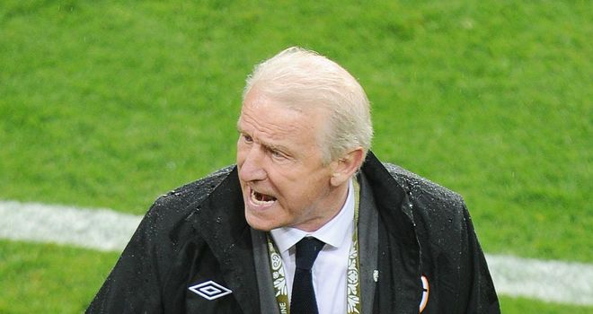 Giovanni Trapattoni: Not planning to make wholesale changes to his team to face Spain