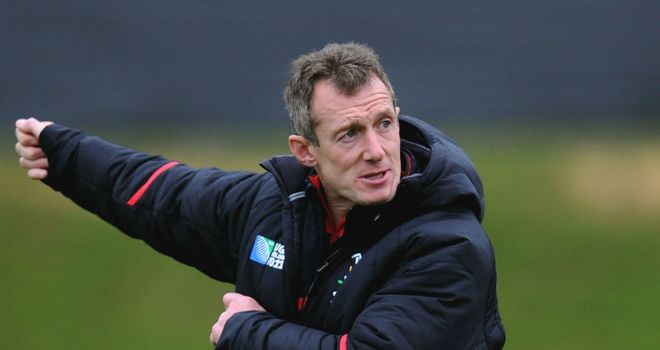 Rob Howley: Believes Wales can push on from their Australian experience