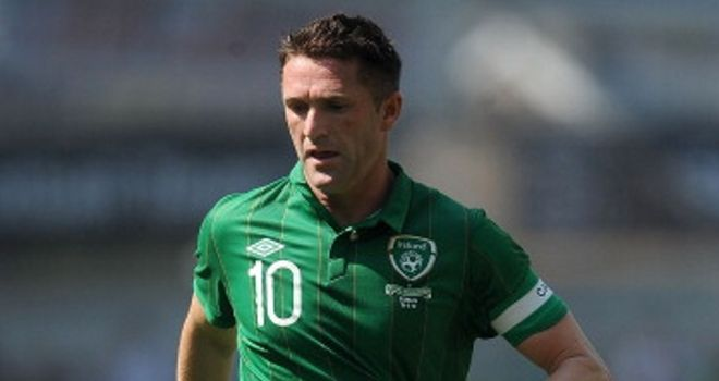 Robbie Keane: Irish scoring legend has already experienced Euro success as a teenager