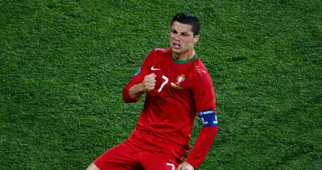 Ronaldo: Now 3/1 to finish as the tournament's top goalscorer