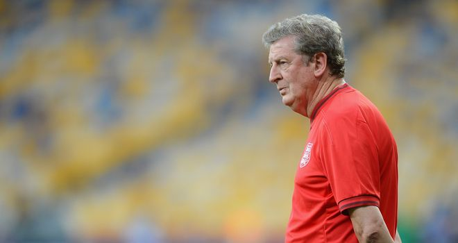 Roy Hodgson: Has made a positive start to his reign as England manager