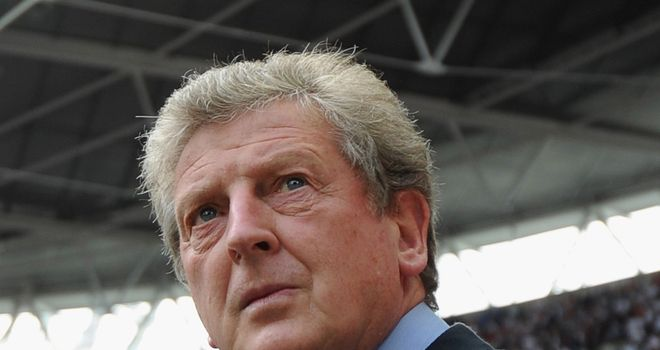Roy Hodgson: Confident ahead of France game