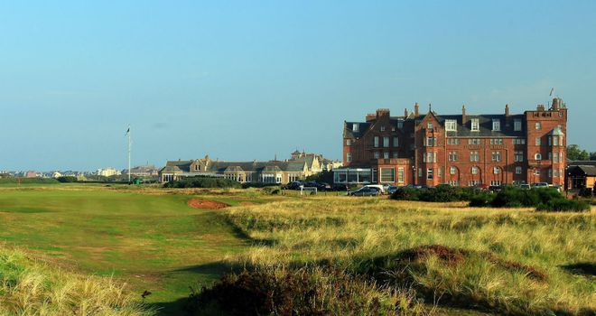 Royal Troon: Par 71 links has hosted eight Opens