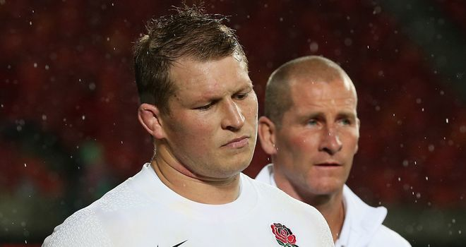 Dylan Hartley: Likely to be out for four weeks with knee injury