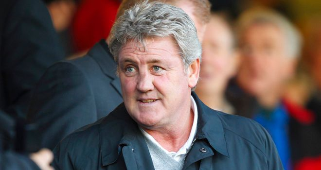 Steve Bruce: The new Hull City boss says he has settled in quickly